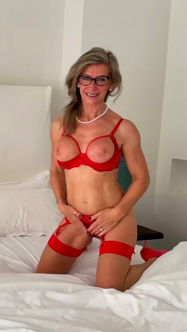 MARINA 60 YEARS OLD, MY FUCKED-IN-THE-ASS WIFE